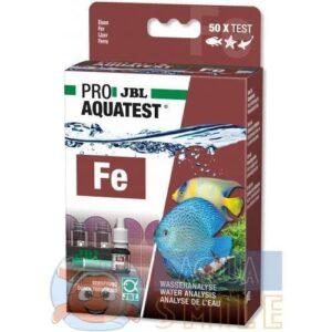 Тест для аквариумной воды на железо JBL PROAQUATEST Fe Iron