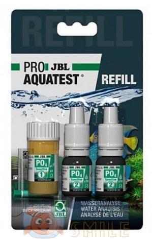 Реагент для аквариумных тестов JBL PROAQUATEST PO4 Phosphate Sensitive