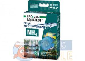 Тест для аквариумной воды на аммоний JBL PROAQUATEST NH4 Ammonium