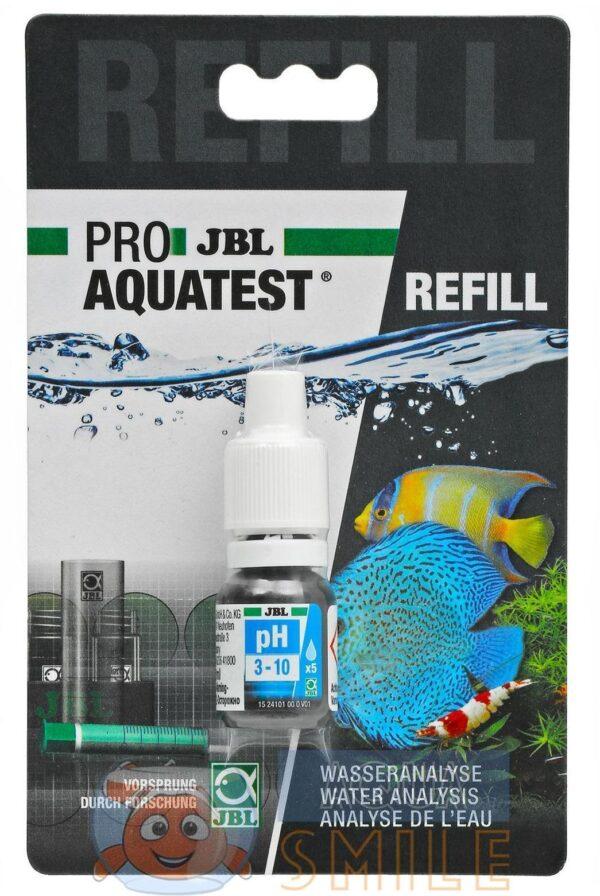 Реагент для аквариумных тестов JBL ProAqua pH 3.0-10.0 Reagent