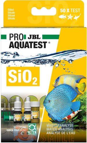 Тест для аквариумной воды на силикаты JBL ProAqua Silicate Test Set SiO2