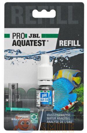 Реагент для аквариумных тестов JBL PROAQUATEST pH 6.0-7.6 Test Reagent