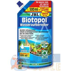 Кондиционер для воды JBL Biotopol Refill 625 мл