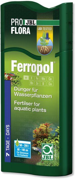 Удобрение для аквариумных растений JBL PROFLORA Ferropol