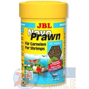 Корм для креветок гранулы JBL NovoPrawn 100 мл
