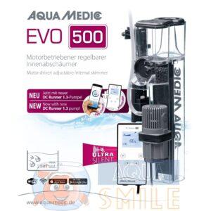 Флотатор для морского аквариума Aqua Medic EVO 500