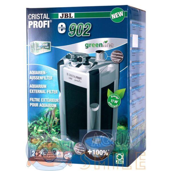 Внешний фильтр для аквариума JBL CristalProfi e902 greenline + подарок