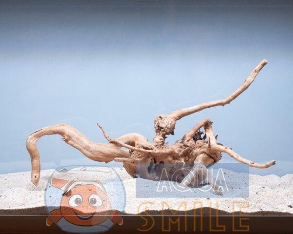 Коряга в аквариум №46 Азалия 25x48x26 см