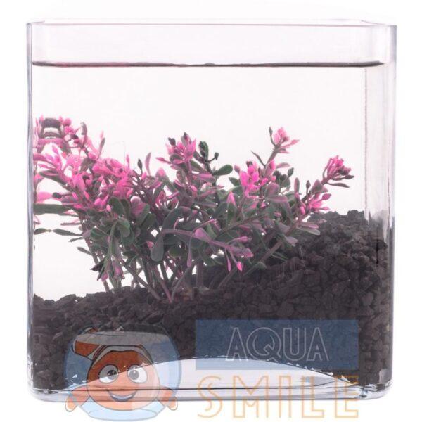 Грунт для аквариума Aquarium Plus базальт черный 2 — 5 мм