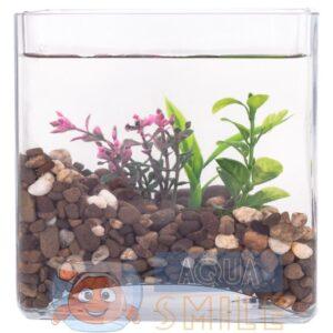 Грунт для аквариума Aquarium Plus галька речная 5 — 8 мм