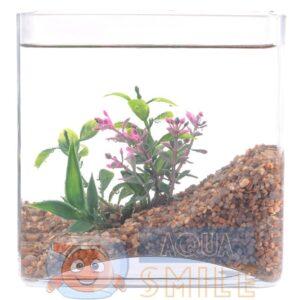 Грунт для аквариума Aquarium Plus кварц янтарный 1.5 – 3.5 мм