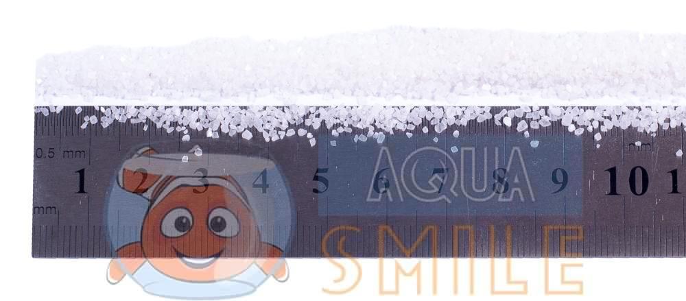 Грунт для аквариума песок кварцевый белый Resun XF размер фракции