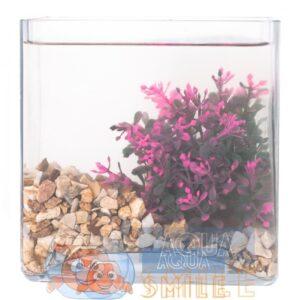 Грунт для аквариума Aquarium Plus мрамор кремовый 5 — 8 мм