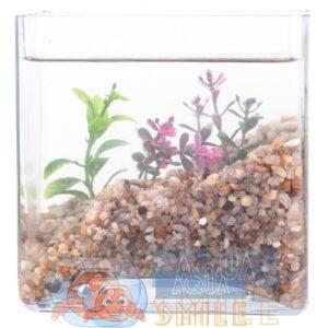 Грунт для аквариума Aquarium Plus кварц светлый 2 — 5 мм