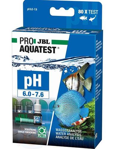 Тест для аквариумной воды pH картинка 2