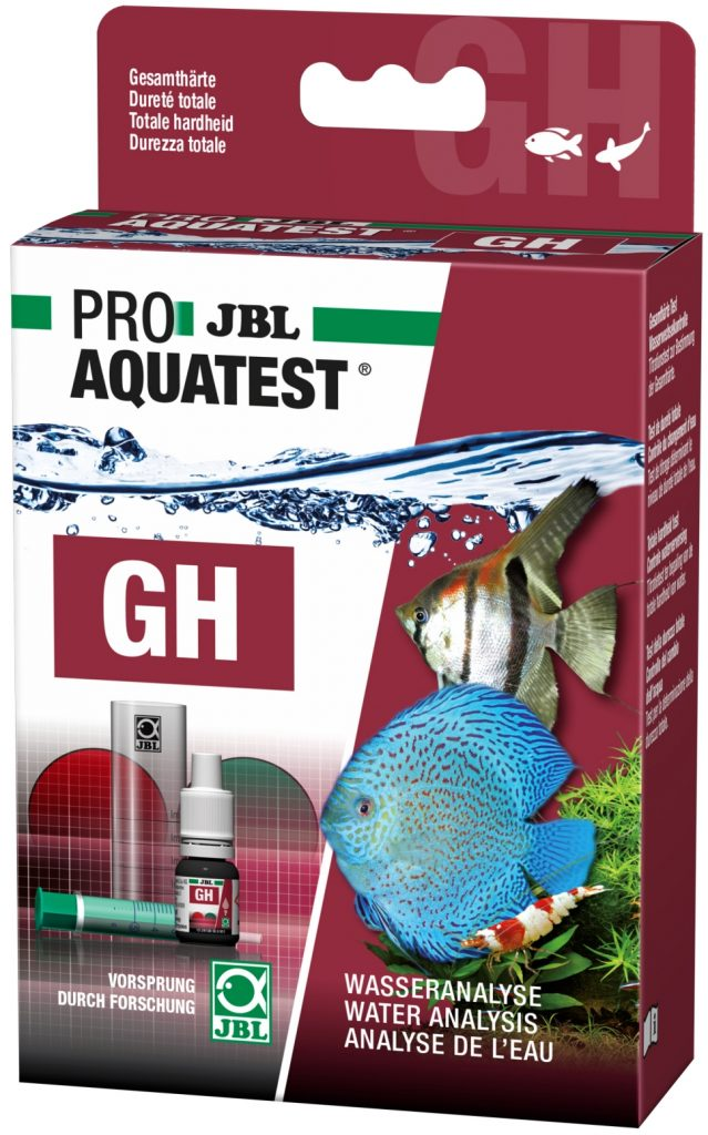 JBL GH тест упаковка