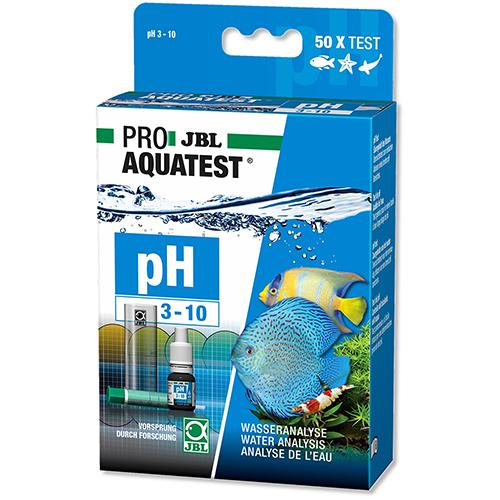 Тест для аквариумной воды pH картинка 1