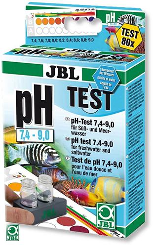 Тест для аквариумной воды pH картинка 3