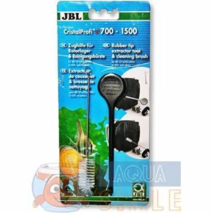 Зацеп и щётка для очистки шахты ротора внешних фильтров JBL CristalProfi