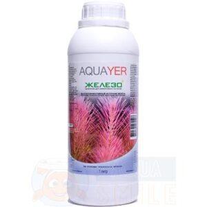 Удобрение для аквариумных растений AQUAYER Удо Ермолаева ЖЕЛЕЗО плюс