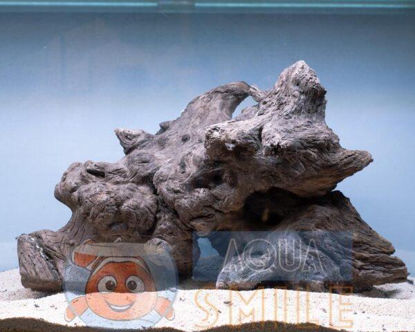 Коряга в аквариум №22 Ольха 47x37x32 см
