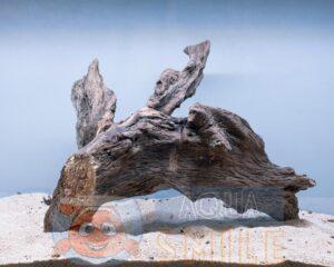 Коряга в аквариум №58 Ольха 37x20x34 см