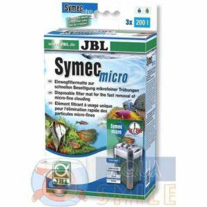 Синтепон для аквариума листовой JBL SymecMicro 25х75 см