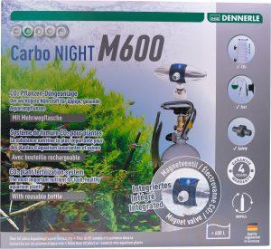 Система СО2 для аквариума  Carbo Night M600
