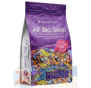 Песок для морского аквариума Aquaforest AF Bio Sand 7,5 кг
