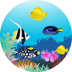 Рибки як соціальні працівники ярлик