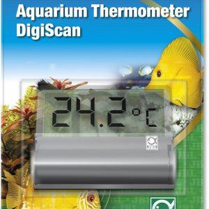 Цифровой термометр для аквариума JBL Aquarium Thermometer DigiScan
