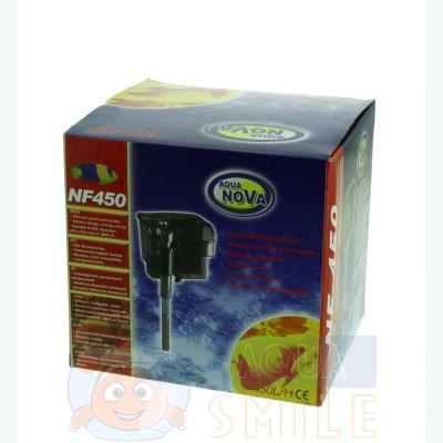 Навесной фильтр для аквариума Aqua Nova NF-450