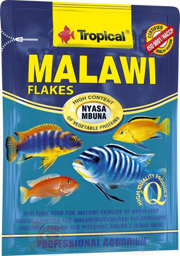 Корм для рыбок хлопья Tropical Malawi