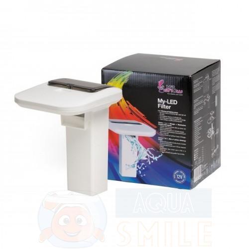 Внутренний фильтр для аквариума — светильник H2Show MY-LED FILTER
