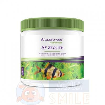 Цеолит для аквариума Aquaforest Zeolith 500 мл