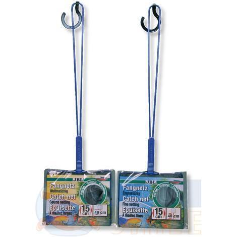 Сачок JBL Premium Fish Net с экстра-длинной ручкой 41 см, Ширина 15 см