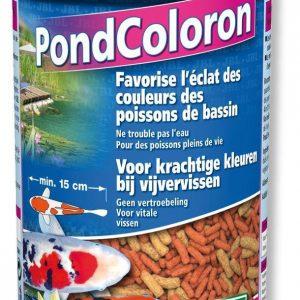 Корм для прудовой рыбы JBL Pond Coloron 1 л