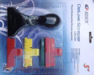 Скребок для аквариума с ручкой Resun DS-05  12.5 см