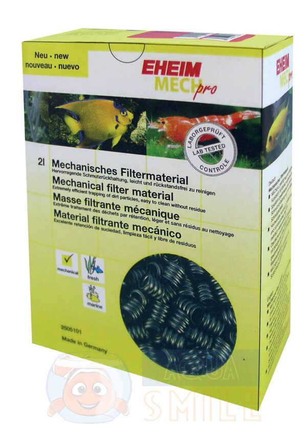 Наполнитель для фильтра  EHEIM MECH 2 л.