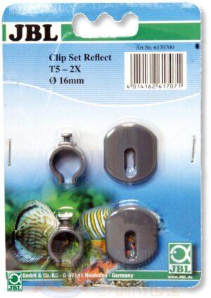 Зажимы для ламп пластиковые JBL Clip Set