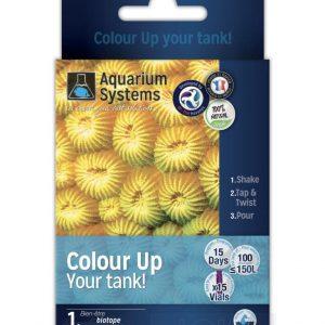 Программа для улучшения цвета кораллов Aquarium Systems Color Up Marine