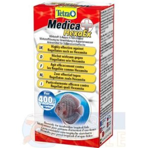 Лекарство для рыбок Tetra Medica HexaEx 20 мл.