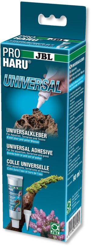 Универсальный клей для аквариумов JBL ProHaru Universal 80 мл
