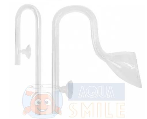 Входная и выходная стеклянная трубка Aqua-Nova NCO2-GLASSSET-12/16 мм