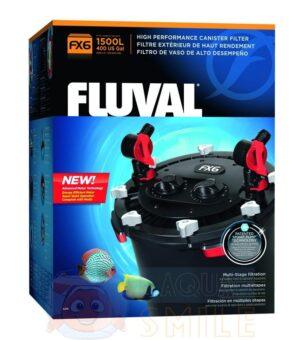 Внешний фильтр для аквариума HAGEN Fluval FX6