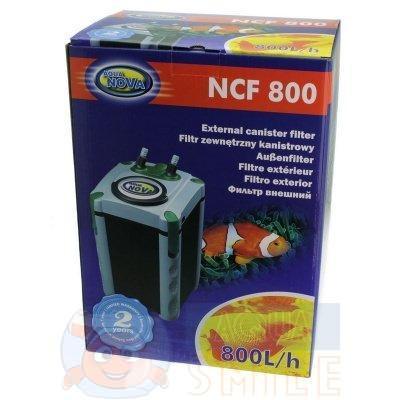 Внешний фильтр для аквариума AQUA-NOVA NCF-800