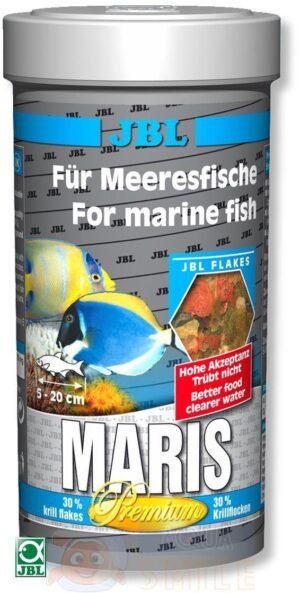 Корм для морских рыб в хлопьях JBL Maris Premium 250 мл
