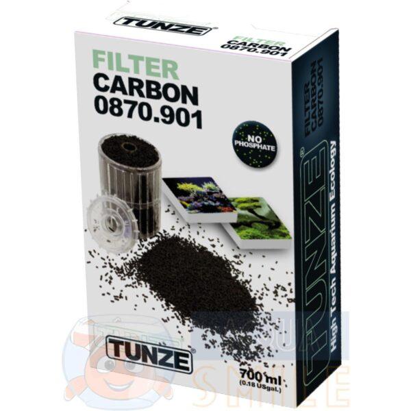Уголь для аквариума Tunze Filter carbon