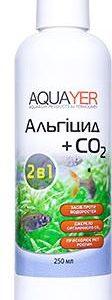 Альгицид для аквариума AQUAYER Альгицид плюс CO2