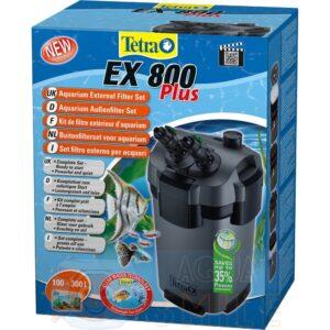 Внешний фильтр для аквариума Tetra External EX 800 Plus